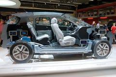 Peugeot 3008 Hybrid4 Arkivbild