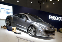PEUGEOT 308 RC Z Photographie stock