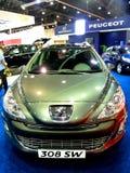 Peugeot 308 sw Fotografia Stock