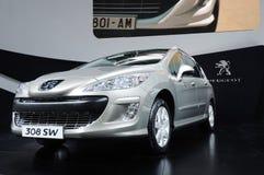 Peugeot 308 sw obrazy stock