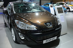 Peugeot 308cc Photo stock