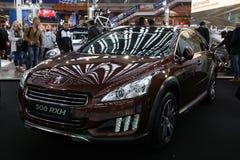 Peugeot Fotografering för Bildbyråer