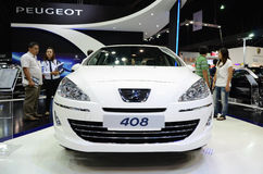 Peugeot 408 Royalty Free Stock Photo