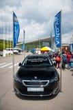Peugeot 308 Royaltyfri Foto