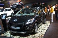 Peugeot 3008 zdjęcie royalty free