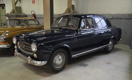 Peugeot 403, 1959 Fotografie Stock
