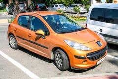 Peugeot 207 Stockfoto