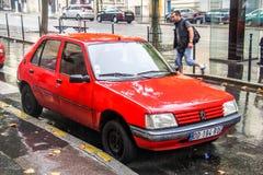 205 Peugeot Fotografia Royalty Free