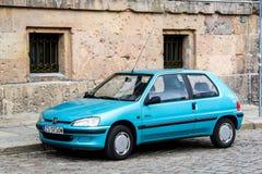 Peugeot 106 Lizenzfreies Stockbild