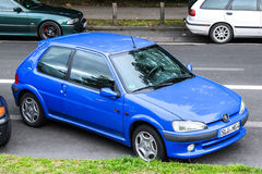 Peugeot 106 Stockfotos