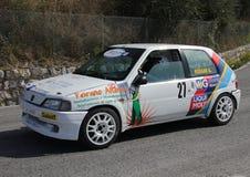 Peugeot 106 1600 Royaltyfri Bild