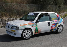 Peugeot 106 1600 obraz royalty free