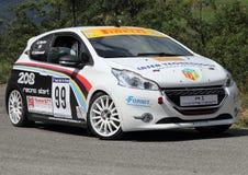 Peugeot 208 Obraz Royalty Free