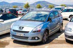 Peugeot 5008 zdjęcie royalty free