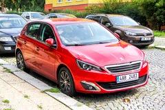Peugeot 308 zdjęcia royalty free