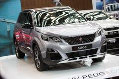 Peugeot 5008 zdjęcie stock