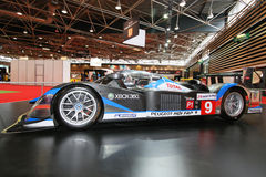 Peugeot 908 Royalty Free Stock Image