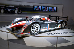 Peugeot 908 HDi FAP Stock Photo
