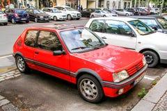 205 Peugeot Zdjęcie Royalty Free