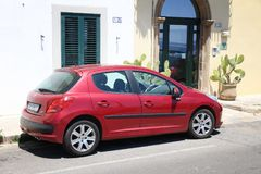 Peugeot 207 Fotos de Stock
