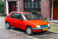 Peugeot 205 Royalty Free Stock Photography