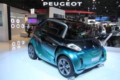 PEUGEOT BB1 Concept Royalty-vrije Stock Afbeeldingen