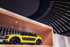 Peugeot 508 Stock Photo