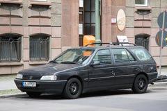 Peugeot 405 arkivfoto