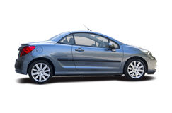 Peugeot 207 cabrio Stock Photos