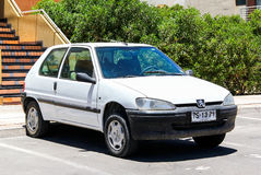 Peugeot 106 Stock Image