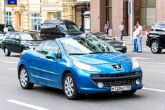 Peugeot 207CC Stock Images
