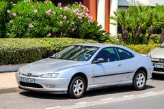 Peugeot 406 Coupe fotografia royalty free