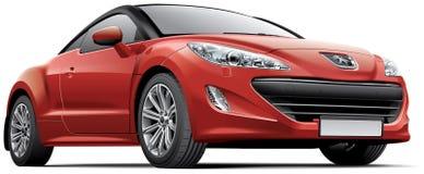 Peugeot RCZ Stock Images