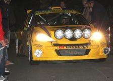 Peugeot 207 de super verzameling van 2000 van Sanremo Royalty-vrije Stock Afbeeldingen