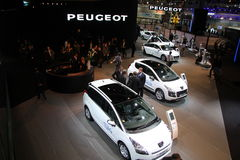 PEUGEOT está Imagem de Stock
