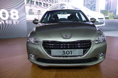 Peugeot 301 front Stock Photo