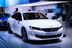 508 Peugeot obrazy royalty free