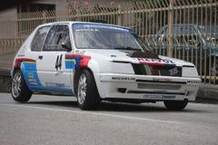 Peugeot 205 Gti Zdjęcie Stock