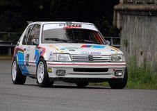 Peugeot 205 Gti Fotografía de archivo libre de regalías