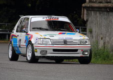 Peugeot 205 Gti Fotografia Stock Libera da Diritti