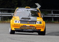 Peugeot 205 Gti Obraz Royalty Free