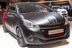 Peugeot 208 GTI Stock Images