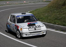 Peugeot 205 gti   Royalty Free Stock Photography