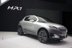 Peugeot HR1 Concept Car Royalty Free Stock Photos