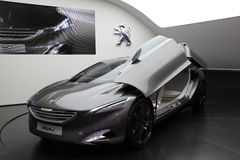 Peugeot  HX1 Concept Car Stock Photos