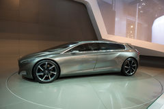 Peugeot HX1 Concept Car Royalty Free Stock Photos