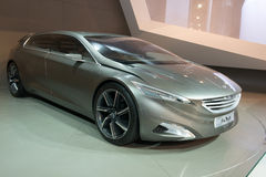 Peugeot HX1 Concept Car Royalty Free Stock Images