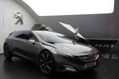 Peugeot HX1 de Auto van het Concept Royalty-vrije Stock Foto