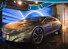 Peugeot HX1 metamorfizacja Zdjęcia Stock