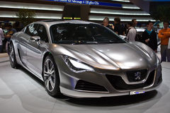Peugeot Hybrid RC4 Royalty Free Stock Image